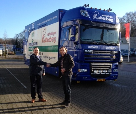 DAF mondial movers