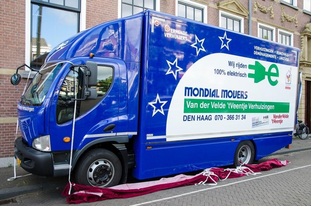 ecostars certificaat verhuizen duurzaam mondial movers