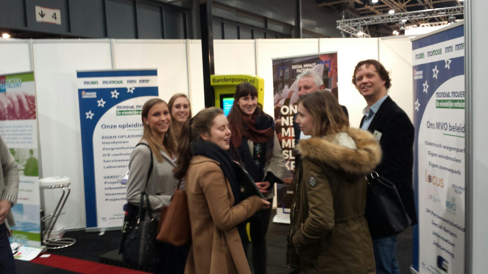 Vakbeurs Facilitair Utrecht, Mondial Movers