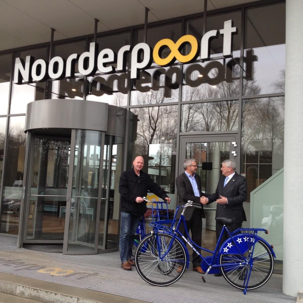 Noorderpoort - verhuizingen - fietsen - Mondial Movers, Mondial Oostland