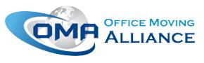 het logo van OMA voor bedrijven