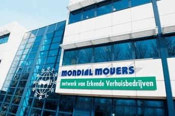 Mondial Movers kantoor Alblasserdam