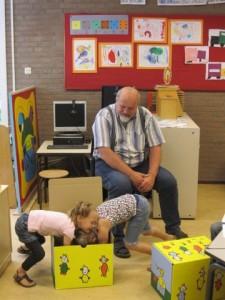 Jan van Santen en Verhuizen Regenboog Mondial Movers