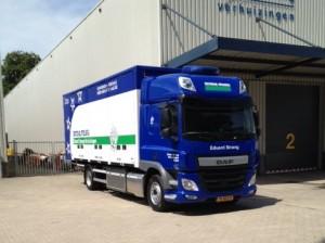 euro 6 DAF mondial movers verhuiswagen