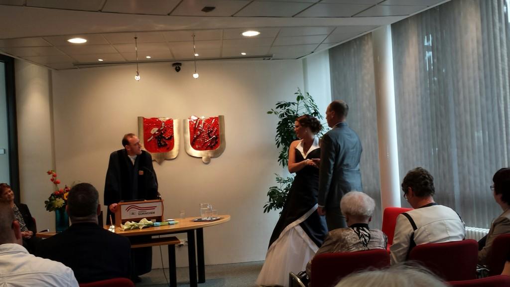 Esther Visser en Iwan Bonefaas
