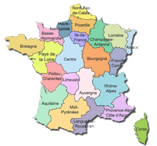 Hte Frankrijk van Mondial Movers