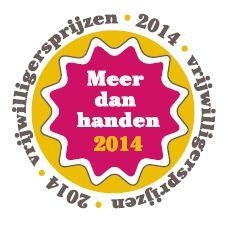 Vrijwilligersprijs 2014