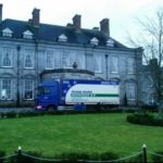 Mondial Movers Henneken verhuiswagen in UK