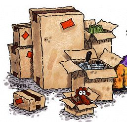 projectverhuizingen mondial movers