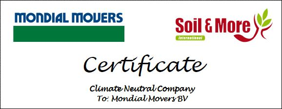 Co2neutraal mondial movers