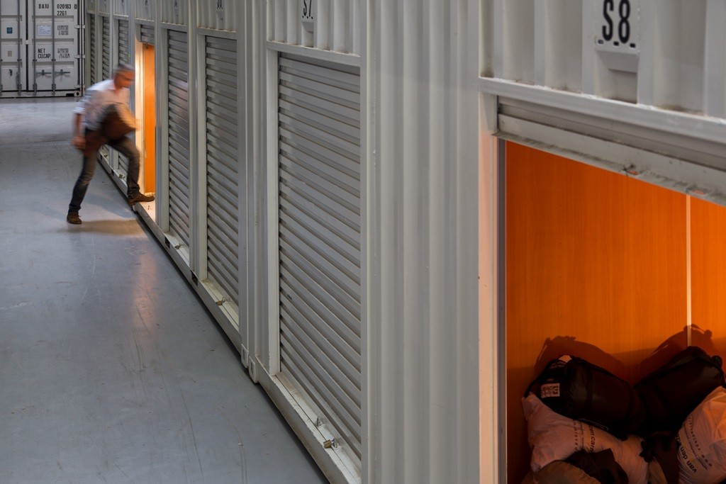 Opslag self storage inboedelhotel mondial movers verhuizer
