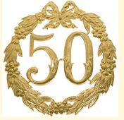 Jan Baan, 50 jaar jubilaris