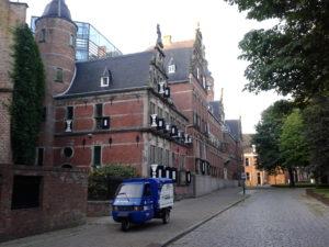 Groningen, RUG, APE