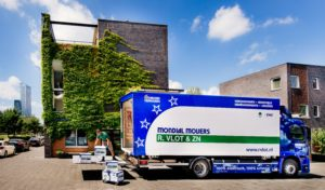 elektrische verhuiswagens verhuizen roterdam