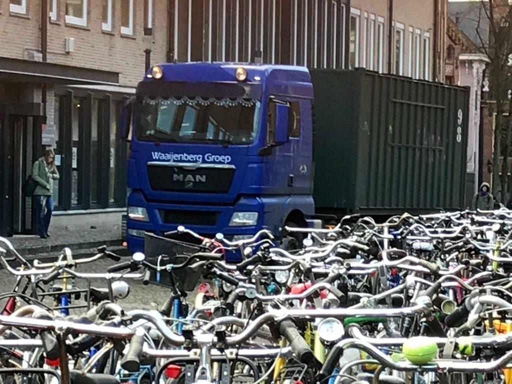 Fietsen, Groningen, RUG, Verhuizen