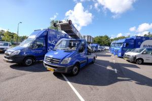 Verhuislift en Verhuiswagen Mondial Movers