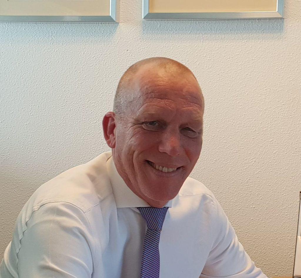Algemeen directeur Mondial Movers Marcel de Waal 01-03-2019