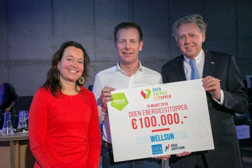 Stichting DOEN Energie(s)topper