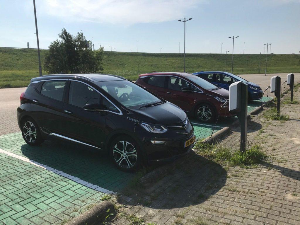 Opel Ampera-e's