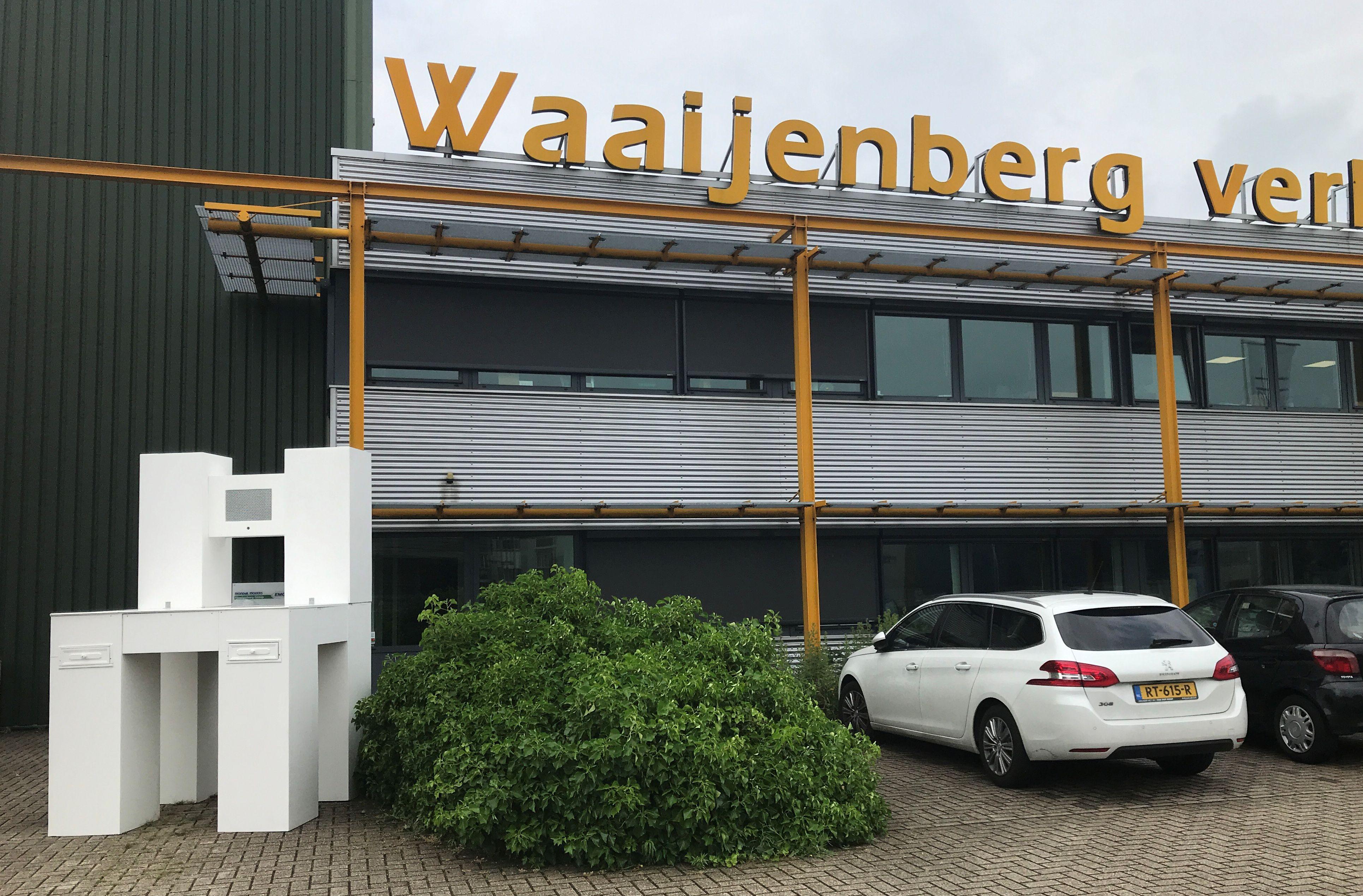 Praatstoel Waaijenberg