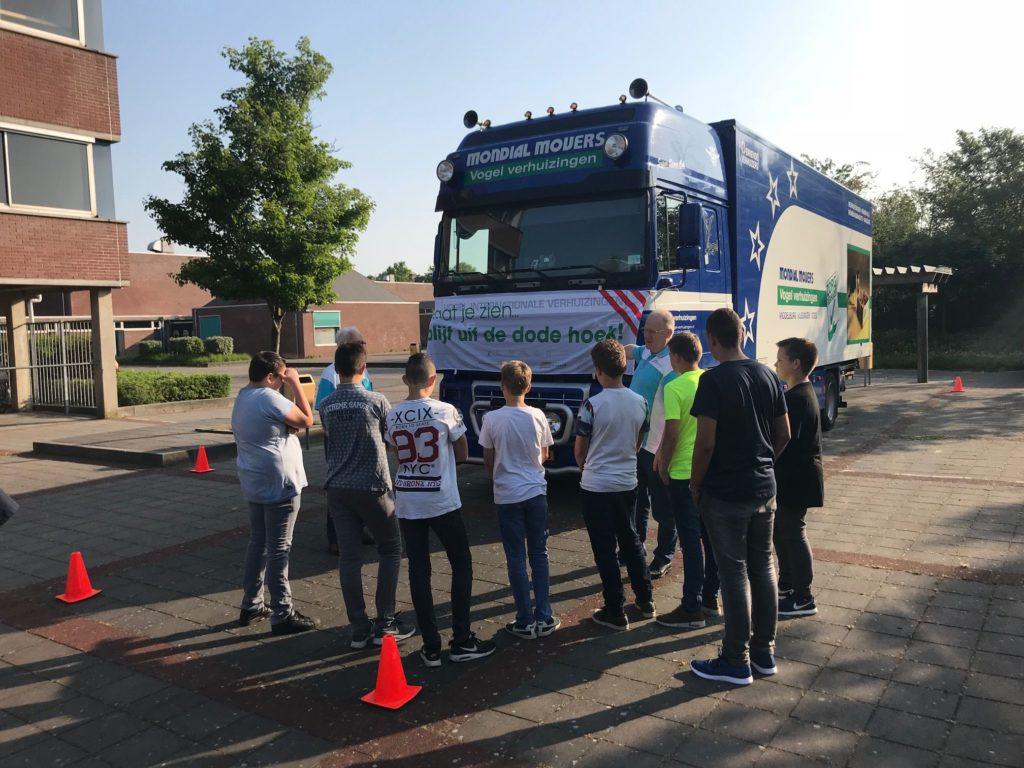 Dodehoekles Veilig Verkeer Nederland