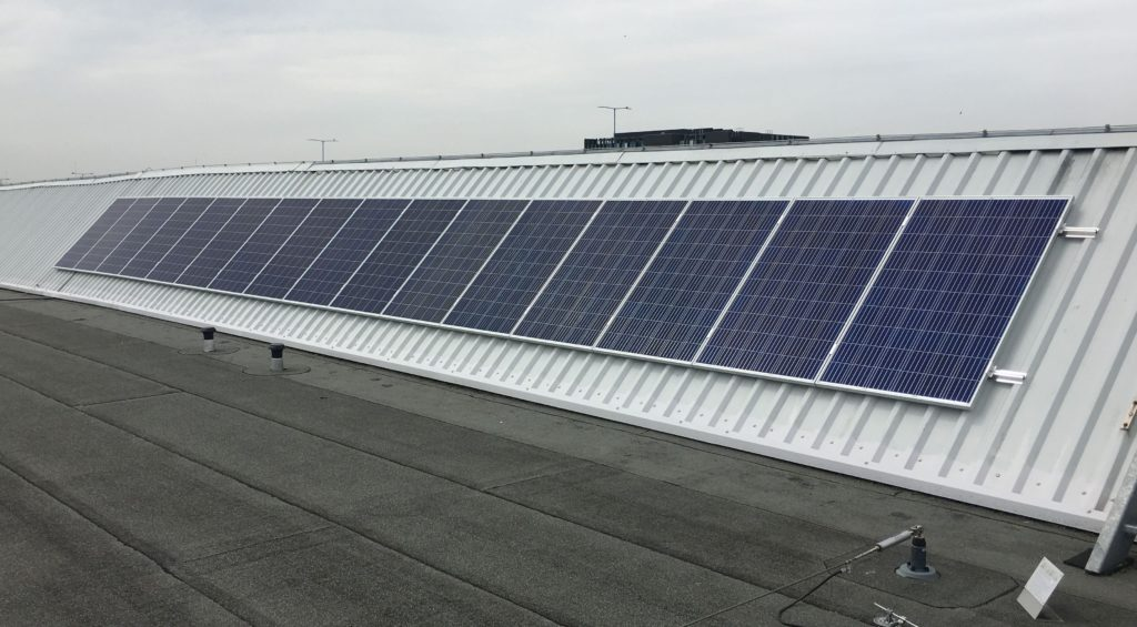 zonnepanelen Mondial Verhuisbedrijf Henneken