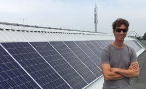 zonnepanelen Mondial Verhuisbedrijf Henneken