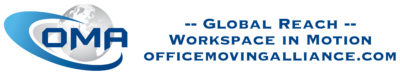 Logo OMA office moving alliance