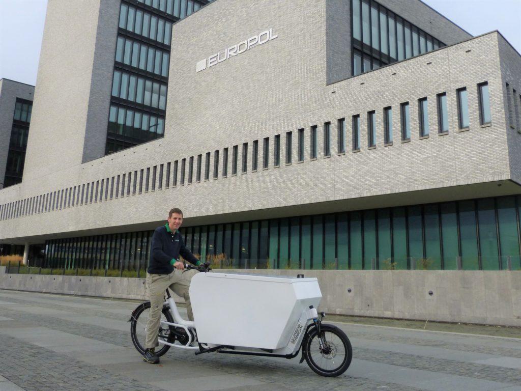 elektrische vrachtfiets