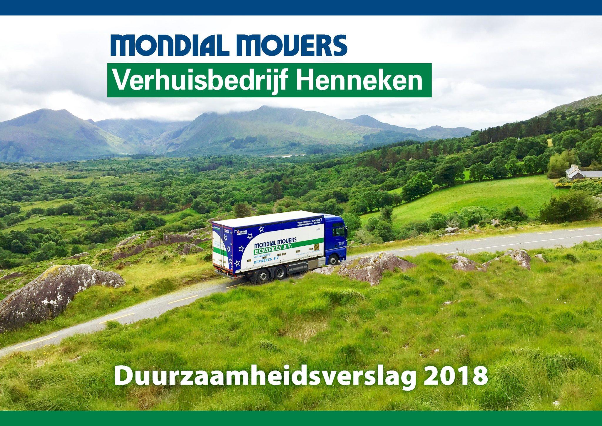 Duurzaamheidsverslag Henneken 2018