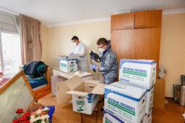 verpleeg- en verzorgingstehuizen
