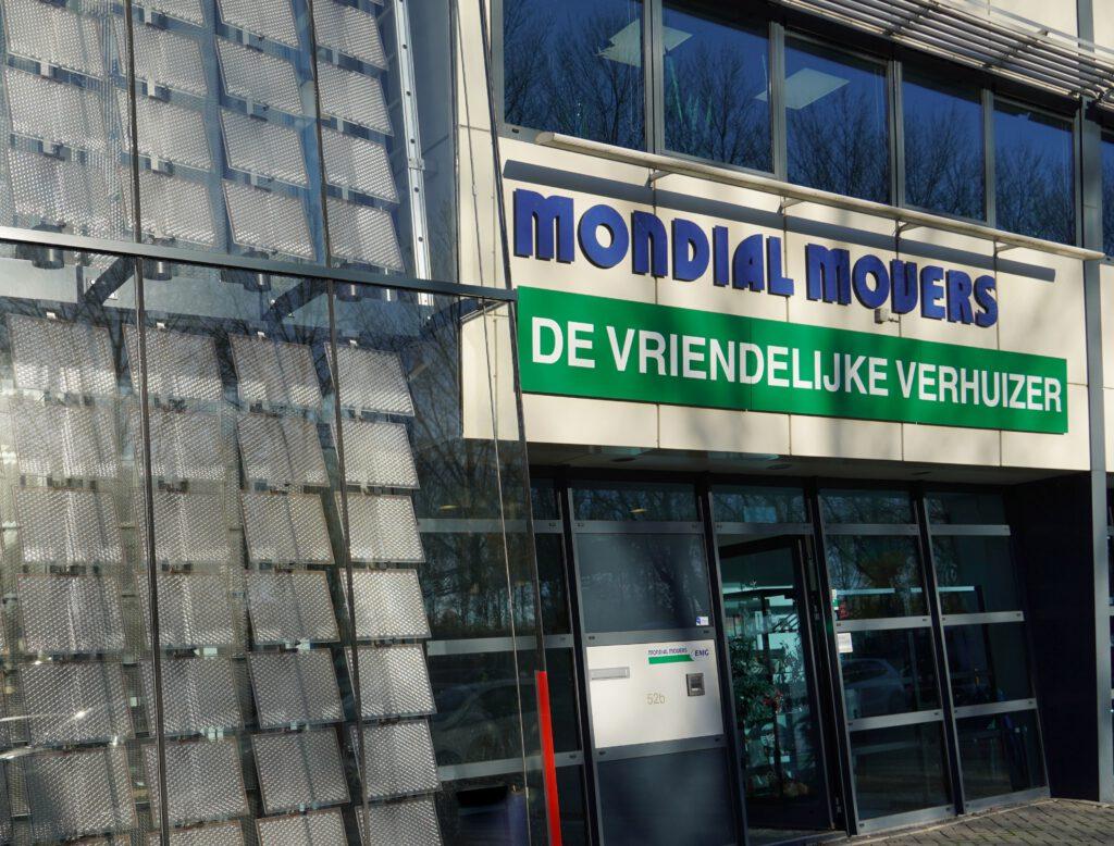 Vacature Mondial Movers verhuisbedrijf