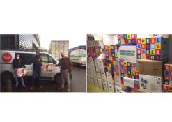 kinderopvangorganisatie Speelgoededoelendoos Mondial Movers Foundation