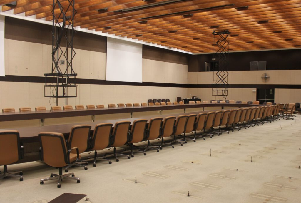 verhuizing NAVO-hoofdkwartier