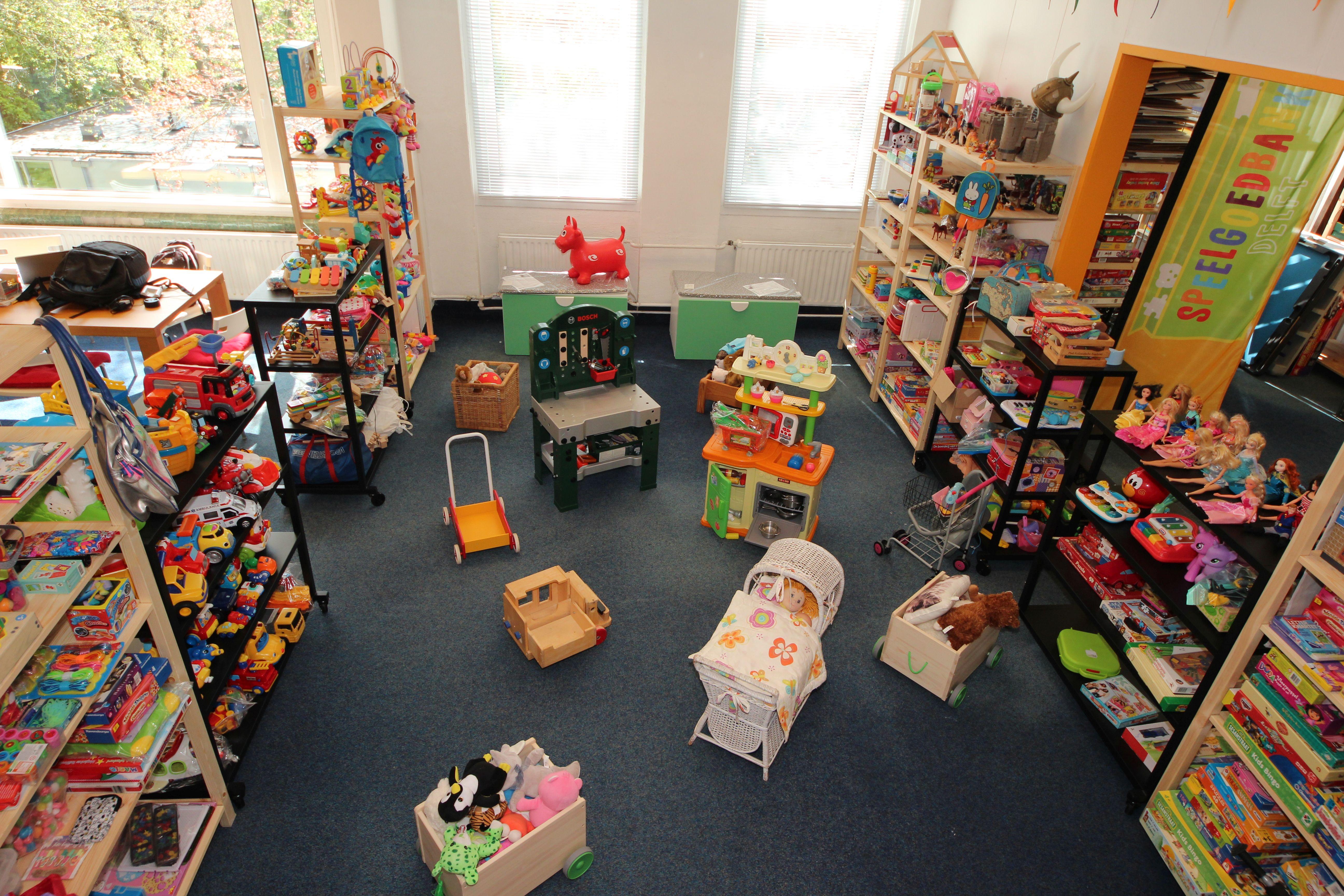 speelgoedbank delft wordt ondersteund door de Mondial Movers Foundation