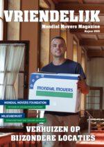 Mondial Movers magazine najaar 2021
