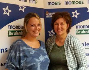 Barbara Monnier Niecky de Liefde Mondial Movers International