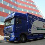 Verhuiswagen Mondial Kattenberg, verhuiswagen