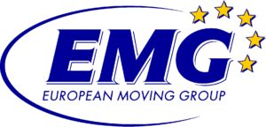 EMG, Europa, Verhuizen