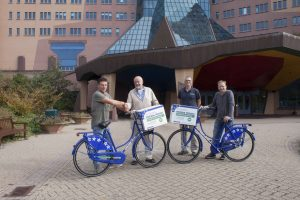 Gasunie, Mondial Movers fiets