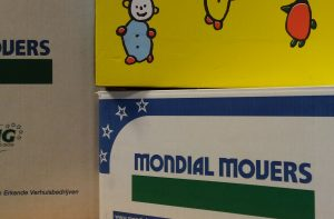 Mondial Movers sponsor Global Cardboard Challenge