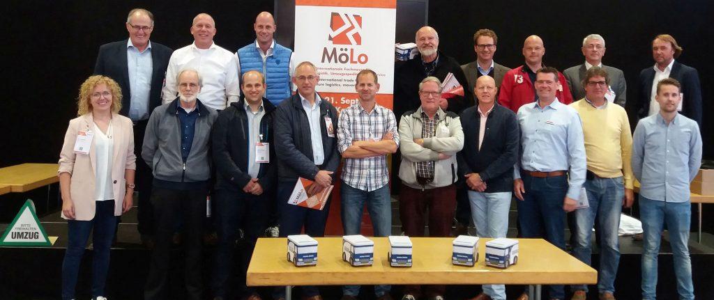 Samenwerkings overeenkomst verhuisbedrijf Mondial Movers MoLo