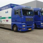 Verhuiswagen Mondial Waaijenberg, Verhuiswagen, Mondial Movers, Verhuisbedrijf