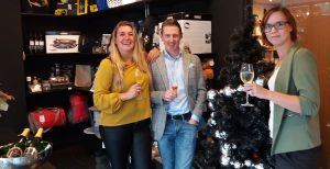 Kerstfeest buren Mondial Movers