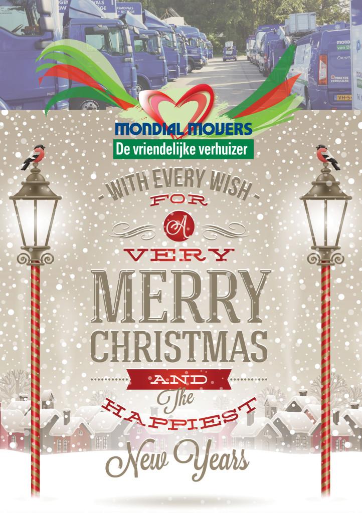 kerstgroet kerst verhuizer verhuizing mondial movers