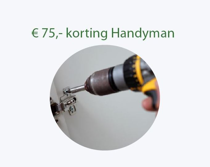 Mondial Movers Aanbieding 75 euro korting op Mondial Movers Handyman