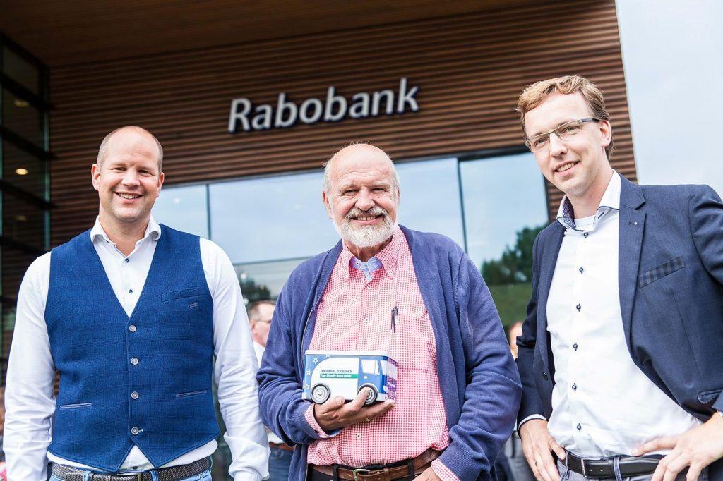 Presentatie verhuisbedrijf Mondial Waaijenberg Business Event Ede pitch