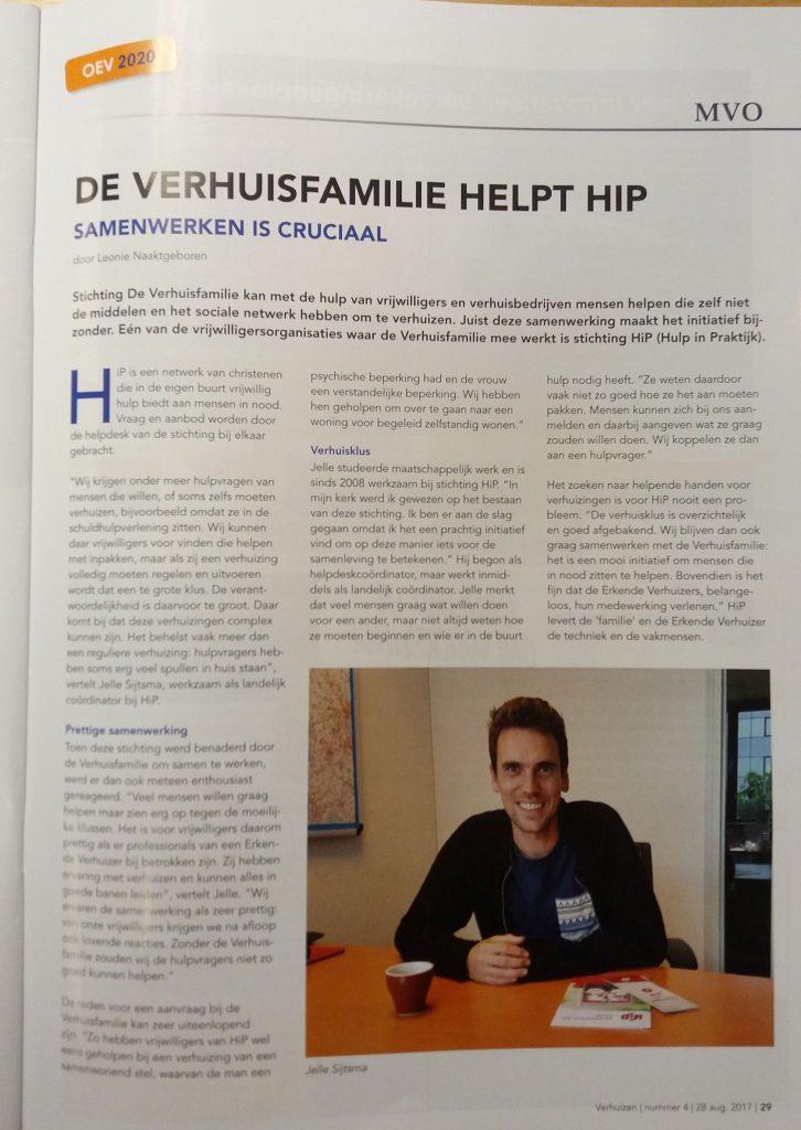 Stichting HiP De Verhuisfamilie