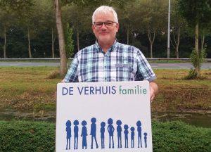 John van den Berg coördinator stichting De Verhuisfamilie