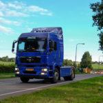 Verhuiswagen Mondial Movers, Verhuiswagen, Mondial Movers, Verhuisbedrijf